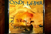 Cyndi Lauper - True Colors  -  CD, VG