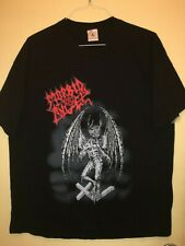 MORBID ANGEL 2001 'Gateways To Annihilation' Tour Rare Vintage T-Shirt XL