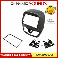 CT23DW01 Car Radio Double Din Fascia Panel Adaptor for Daewoo Matiz 2015 onwards