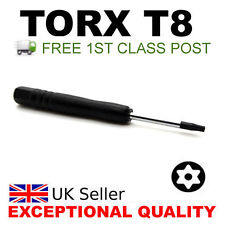 8800C T8 Torx Screwdriver Repair Tool For XBOX 360 Controller PS3 Slim TomTom