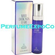 Elizabeth Taylor White Diamonds LUSTRE 3.3oz - 100ml EDT Spray NEW w/BOX (B25 WH