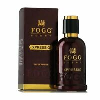 Fogg XPRESSIO Scent For Men 90ml Eau De Parfum Spray Long lasting Fragrance