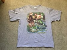 2c953c75ab3ae Men's Vtg 1998 Budweiser King Of Beers T Shirt Poor Froggie Size Xl