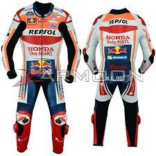 Jorge Lorenzo Honda Repsol MotoGp 2019 Motorbike Racing Leather Suit