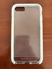 NEW Tech21 Evo Check Drop Protection Case for Apple iPhone 7 / 8 - Clear/White