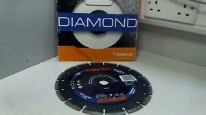 RHODIUS LD50 Diamond Cutting Disc 230mm for Concrete Cutting Disc Diamond Disc