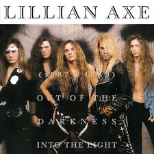 Lillian Axe - Out Of The Darkness Into The Light  (CD 2018 Reissue )
