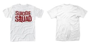 Suicide Squad - Logo Line Up T-Shirt Unisexe Taille XL PHM
