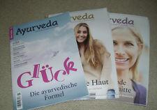 Ayurveda Journal Gesundheit Alternative Heilwege 21 Hefte