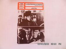 CARTE FICHE CINEMA 1945 LE RECUPERATEUR DE CADAVRES Boris Karloff Bela Lugosi