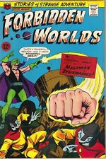Forbidden Worlds Comic Book #137, ACG 1966 VERY FINE-