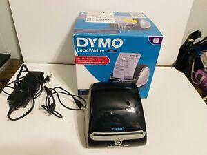 Dymo LabelWriter 4XL Thermal Label Printer - Black IOB (Barely Used)