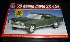 AMT 1970 MONTE CARLO 454 1/25 Model Car Mountain KIT FS