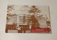 Vintage Postcard New York World Fair 1940 MAISON COTY Charm Center Cosmetics N1