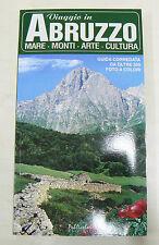 Guida Abruzzo mare, monti, arte e cultura con 350 foto. Libro Nuovo in offerta !