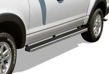 "iBoard Side Steps Nerf Bars 4""  Fit 07-10 Ford Explorer Sport Trac"