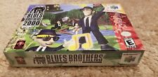 Blues Brothers 2000 (Nintendo 64 N64) Factory Sealed Brand New 100% AUTHENTIC