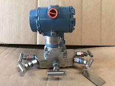 Rosemount Emerson 3051/3001 Pressure Transmitter PGI MD810S6P NOS