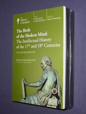 Teaching Co Great Courses  CDs       BIRTH OF THE MODERN MIND      new & sealed