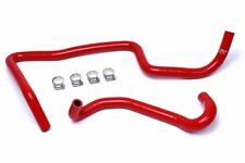 HPS Red ReinForced Silicone Heater Hose Kit For Jeep 06-10 Grand Cherokee WK1