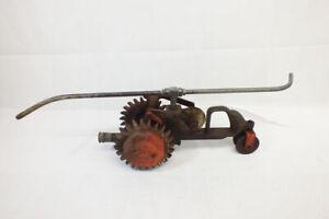 Vtg  FD Kees 101 Tractor Lawn Mechanical Walking  Sprinkler Original Unrestored