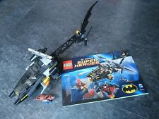 Lego Set 76011 Super Heroes: Batman: Man-Bat Attack, Complete + Manual. No Box