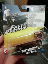 Fast Furious Mattel HEIST TRUCK 21 *