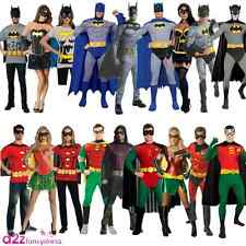 Dark Knight Batman Muscle Fancy Dress Adult Costume - Once Mens Size L