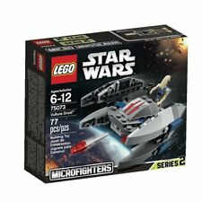 Lego Star Wars 75073 VULTURE DROID Microfighters Pilot Micro missiles NISB