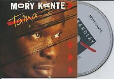 MORY KANTE - Tama CD SINGLE 4TR CARDSLEEVE 1987 WEST GERMANY (BARCLAY)