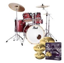 Pearl Cymbal Drum Kits