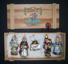 Polonaise Charles Dickens A Christmas Carol Limited Edition Ornament Box Set