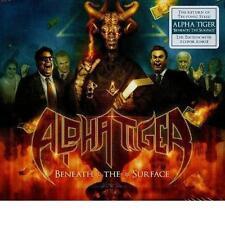 Alpha tige beneath the surface LIMITED EDITION DIGIPAK
