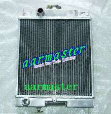 Suzuki Swift GTI Aluminum Radiator 89-94 2 core