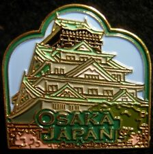 Japan Osaka new Hat Lapel Pin Tie Tac HP6072