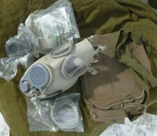 Czech M 10 With Filter & Us Gi M17A2 Bag Biochemical & Chemical Protective