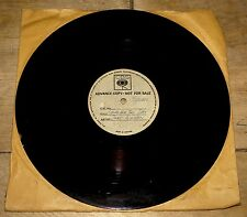 """JAKI WHITREN ~ GIVE HER THE DAY b/w WUT WHICH WAY DO I GO ~ CBS ACETATE 7"""" 1973"""