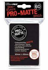 Matte Ultra Pro Bustine (un Pacchetto di 60 Nero)