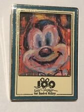 One Hundred Mickeys Pin Series (MM 068) - LE 3500 Disney Disneyland Mickey
