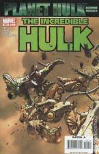 Incredible Hulk (2nd Series) #102 2007 VG Stock Image Low Grade