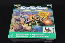 ZB377 Hasbro A force cobra Micromachines Military GI joe comunications towers