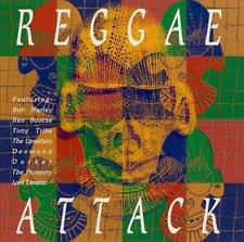 Various Reggae(CD Album)Reggae Attack-Attack-CDAT 113-UK-1990-New