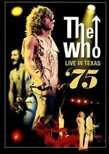 NEW The Who: Live in Texas 75 (DVD)
