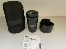 Nikon Nikkor AF-S 24-70mm f/2.8 G Ed Obiettivo