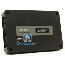 AUDISON BIT ONE 1 CAR SIGNAL INTERFACE PROCESSOR WITH 8 CHANNELS IN & OUT NEW