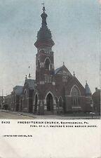 Presbyterian Church in Shippensburg Pa Pre 1908