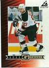 Doug Gilmour 1997-98 Pinnacle Zenith '97 Dare to Tear 5x7 New Jersey Devils #Z12