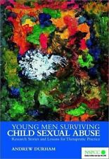 Young Men Surviving Child Sexual Abuse: Research Stories and Lessons for Therape