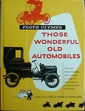 VINTAGE AMERICAN AUTOMOBILES BOOK - 600 PHOTOS, ADS, CARTOONS +