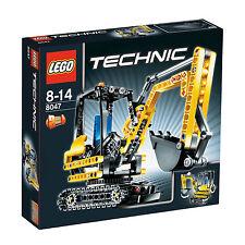 LEGO Technik Kompaktbagger (8047)